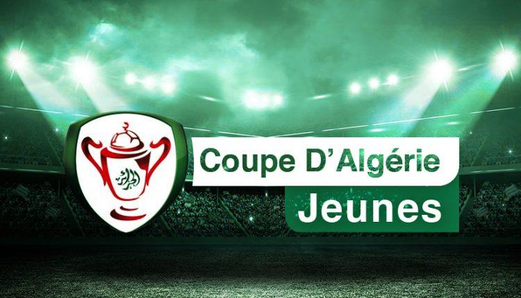 Coupe d'Algérie (1/4 de finale Jeunes) =RECT=