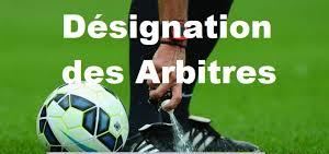 Arbitres de ce Week End (Séniors)