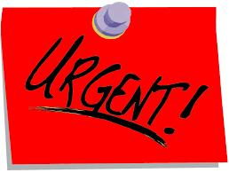 Urgent:: Report de l'AGE